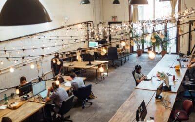 Coworking y workplaces
